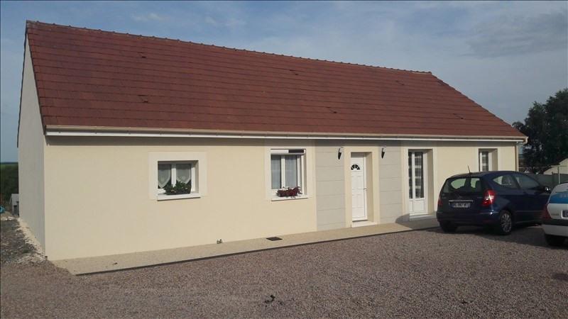Sale house / villa Montreuil sur epte 222000€ - Picture 1
