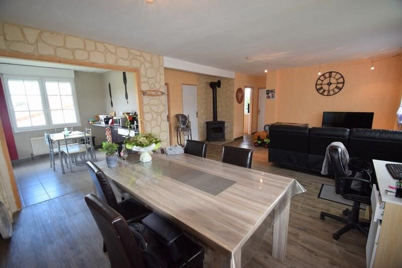 Vente maison / villa St martin d aubigny 123400€ - Photo 2