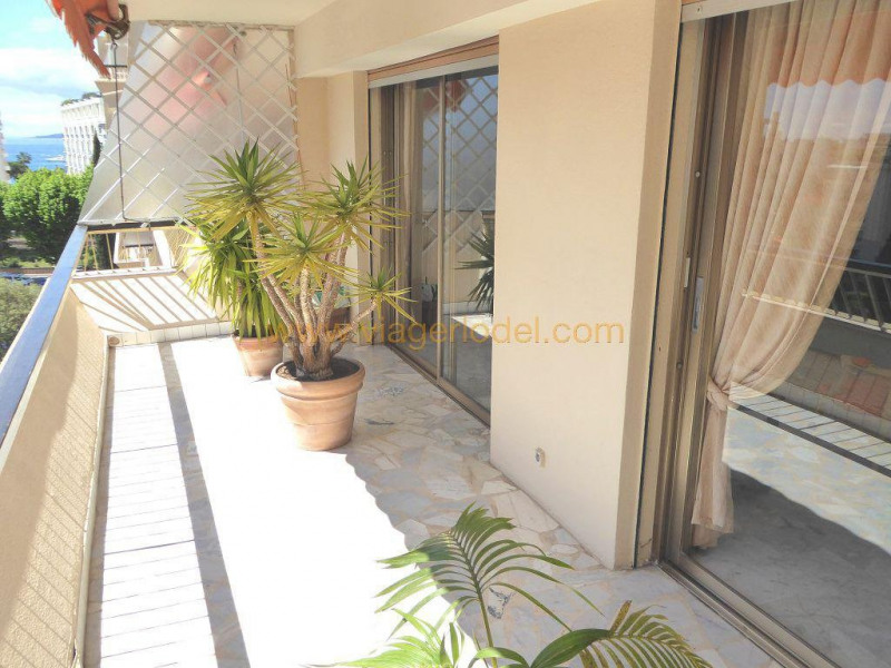 Viager appartement Cannes 105 000€ - Photo 1