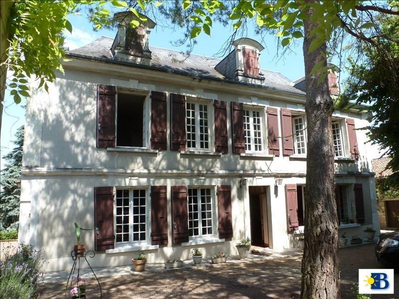 Vente maison / villa Naintre 265000€ - Photo 1