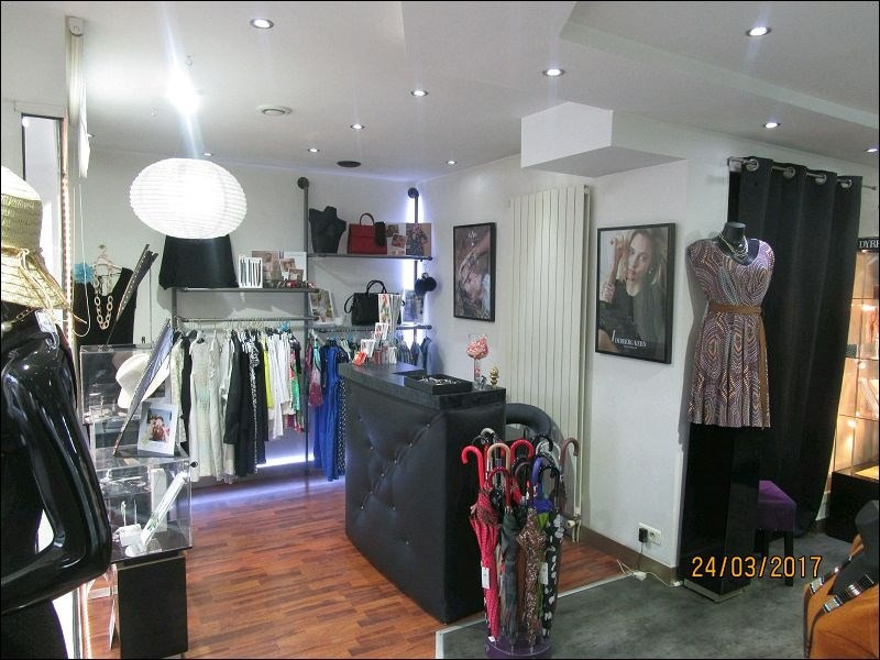 Vente fonds de commerce boutique Juvisy sur orge 59000€ - Photo 1