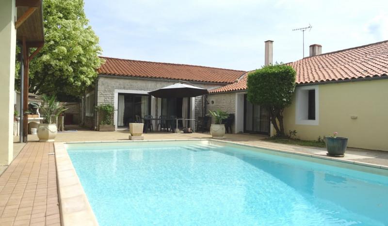 Vente maison / villa Mouzeuil st martin 349900€ - Photo 2