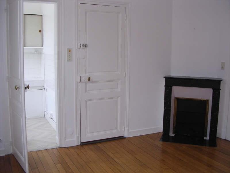 Rental apartment Auxerre 393€ CC - Picture 1