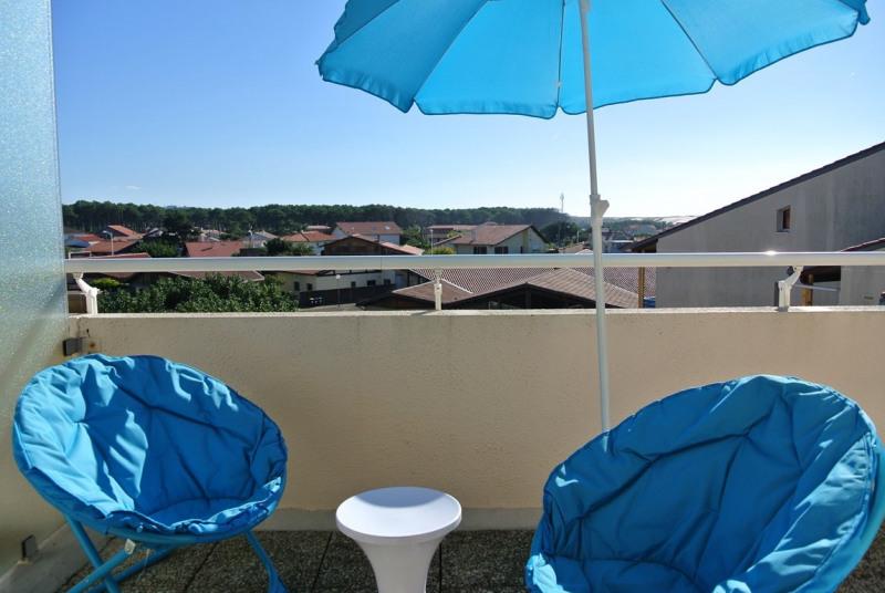 Verhuren vakantie  appartement Biscarrosse plage 350€ - Foto 6