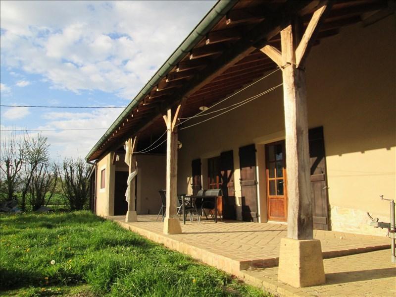 Vente maison / villa Montrevel en bresse 278000€ - Photo 8
