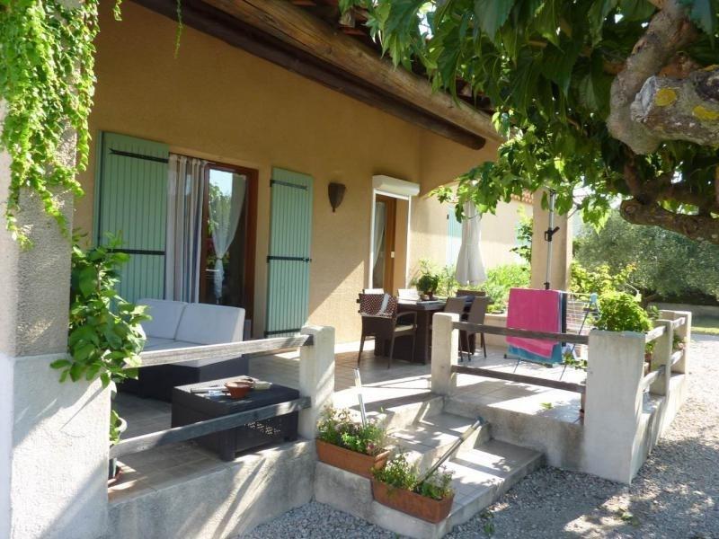 Vente maison / villa Vaison la romaine 430000€ - Photo 5