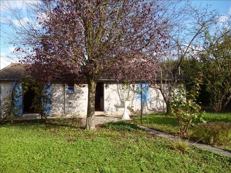 Rental house / villa Chelles 1000€ CC - Picture 1