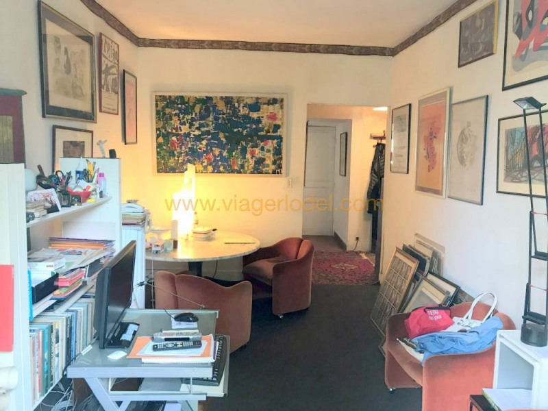 Vendita nell' vitalizio di vita appartamento Nice 39900€ - Fotografia 1