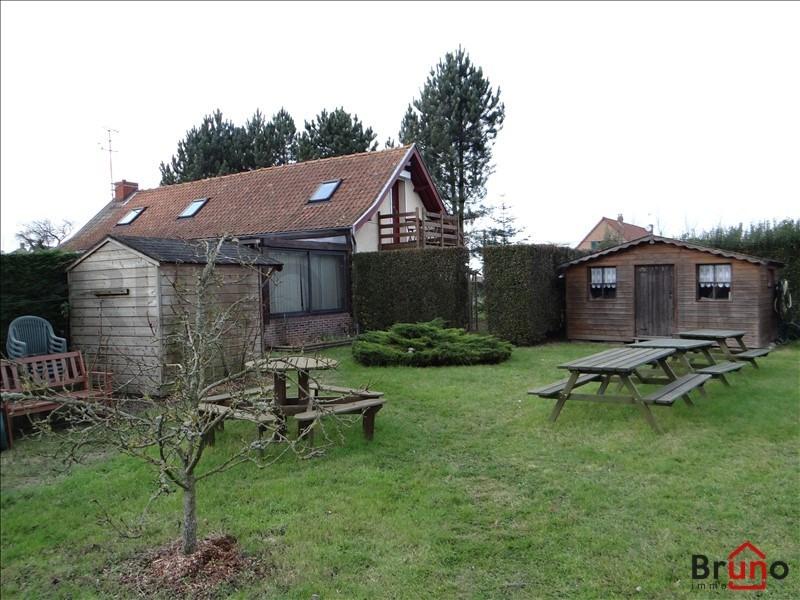 Venta  casa St quentin en tourmont 261500€ - Fotografía 2