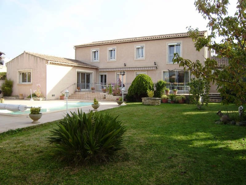 Deluxe sale house / villa Salon de provence 832 000€ - Picture 1