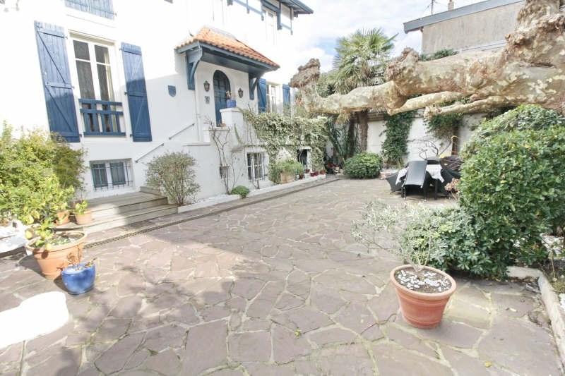 Deluxe sale house / villa Biarritz 985000€ - Picture 1