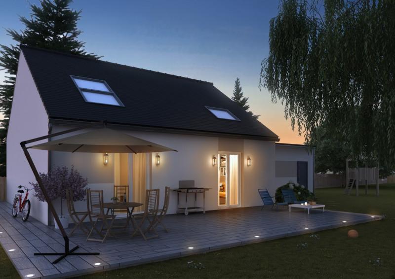 """Modèle de maison  """"Modèle VICKIE"""" à partir de 4 pièces Loire-Atlantique par MIKIT"""