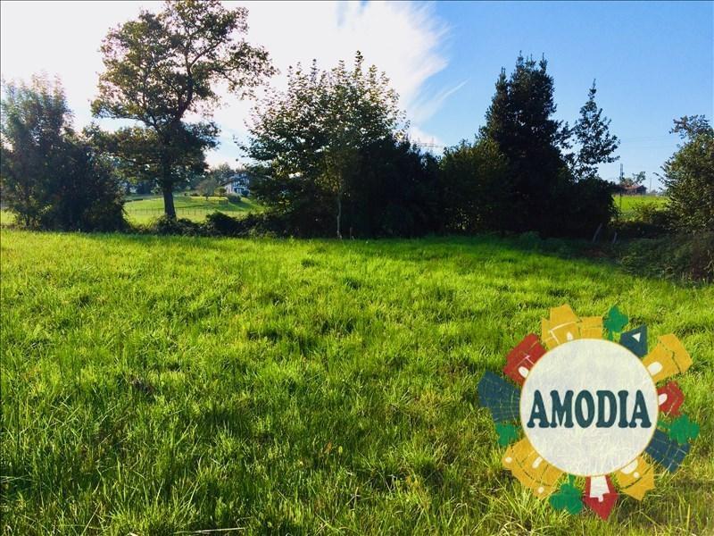 Vente terrain Urrugne 146000€ - Photo 1