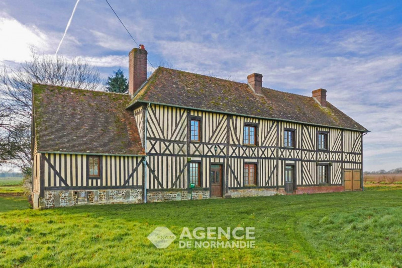 Vente maison / villa Montreuil-l'argille 106760€ - Photo 1