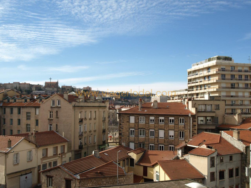 Life annuity apartment Saint-étienne 99 000€ - Picture 1