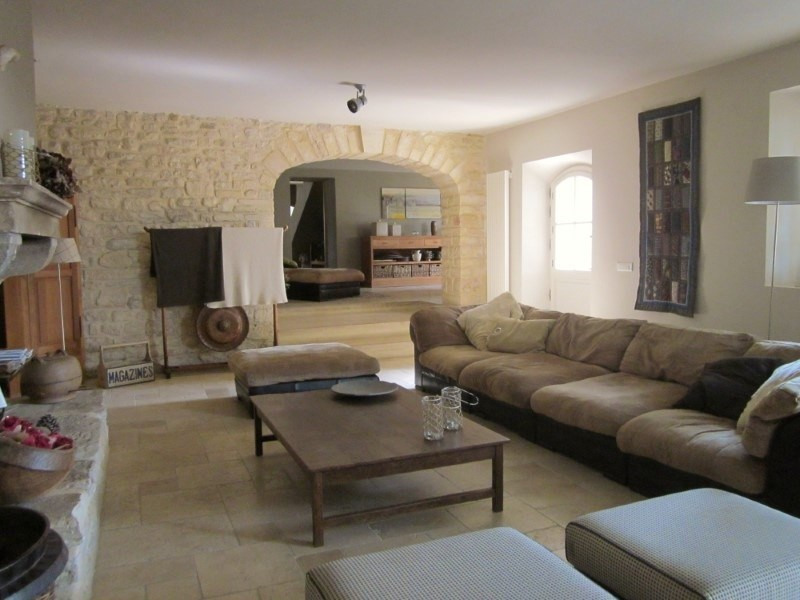 Vente de prestige maison / villa Goudargues 795 000€ - Photo 4