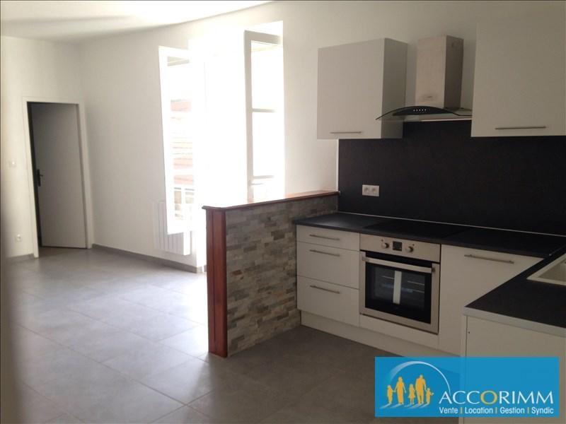 Rental apartment St symphorien d ozon 735€ CC - Picture 2