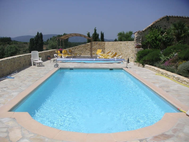 Immobile residenziali di prestigio casa Barjac 799000€ - Fotografia 12