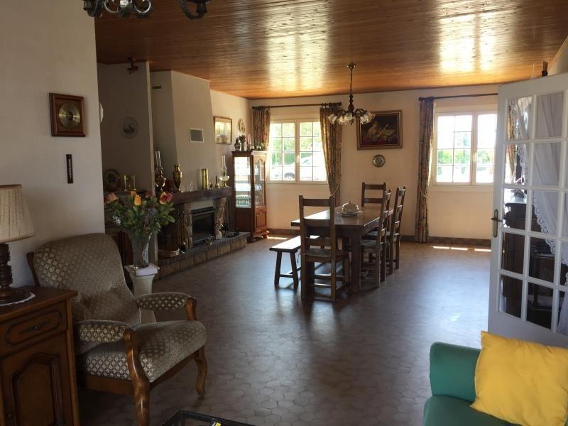 Vente maison / villa St vincent sur jard 218400€ - Photo 5