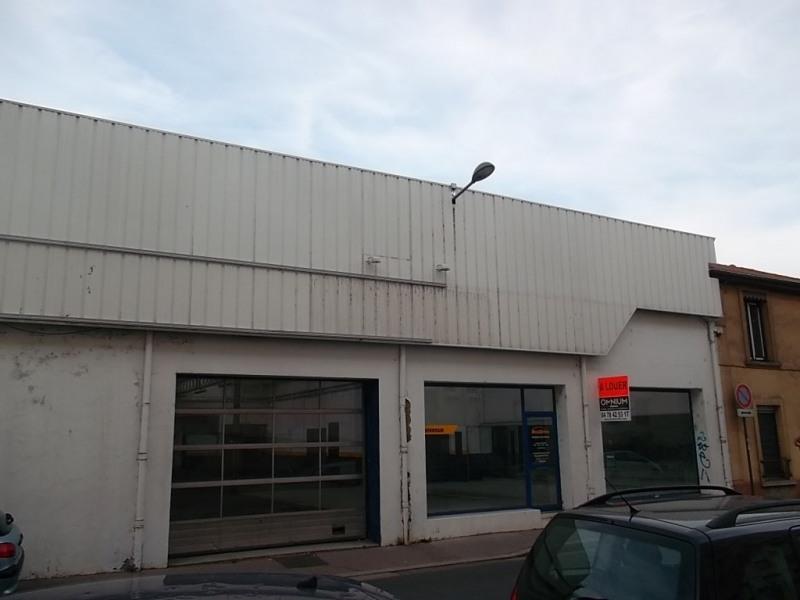 Locação armazém Villeurbanne 4500€ HC - Fotografia 1