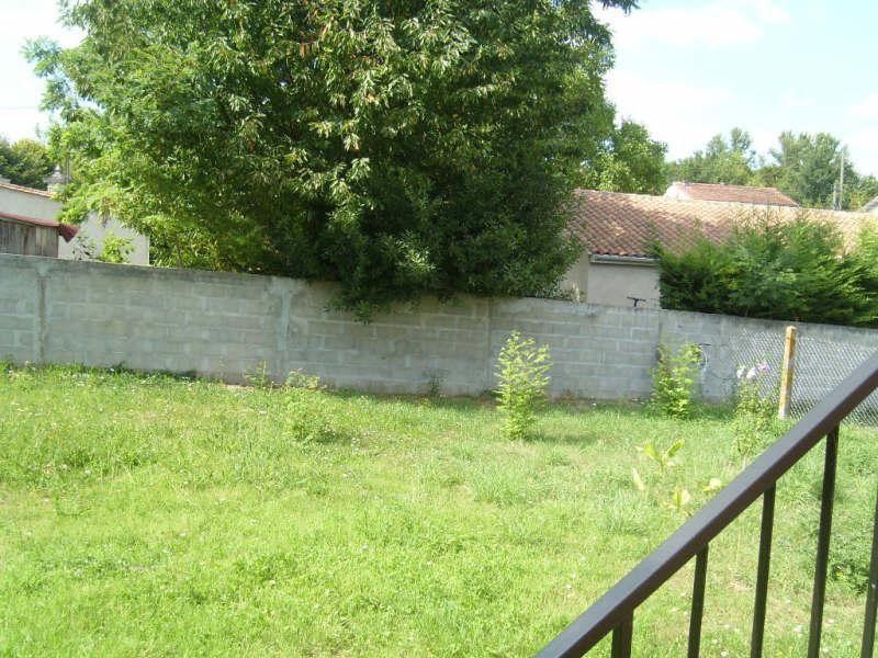 Rental house / villa Gond pontouvre 590€ CC - Picture 3