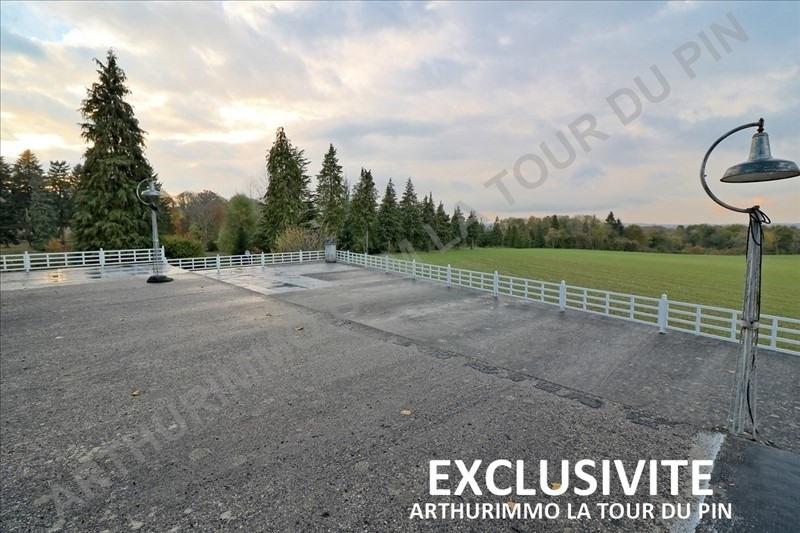 Sale house / villa La tour du pin 550000€ - Picture 8