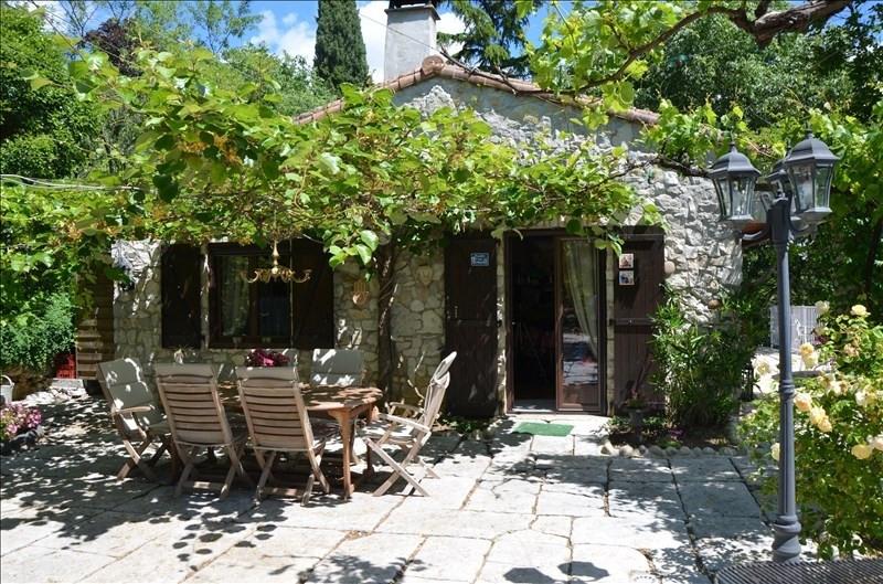 Vente maison / villa Chauzon 371500€ - Photo 15