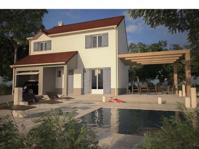 Maison  5 pièces + Terrain 165 m² Auneau par MAISONS D'EN FRANCE