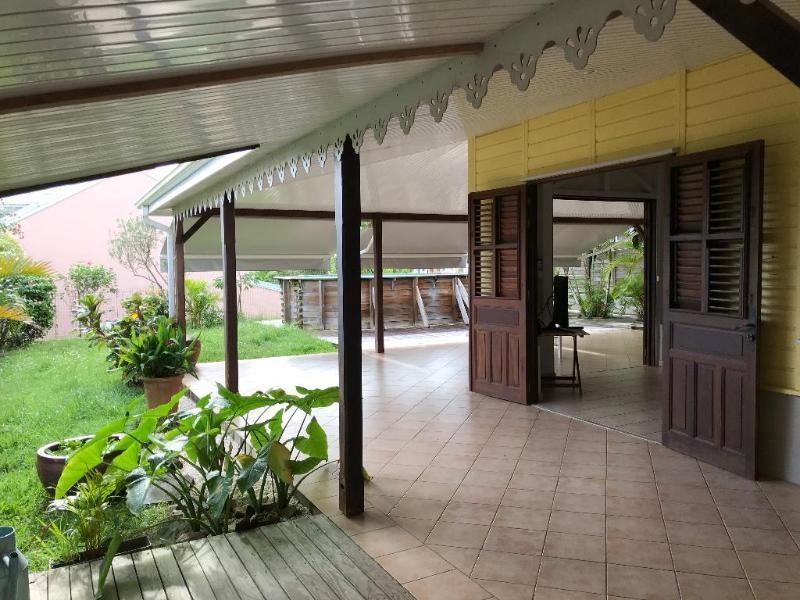 Vente maison / villa Les trois ilets 387000€ - Photo 1