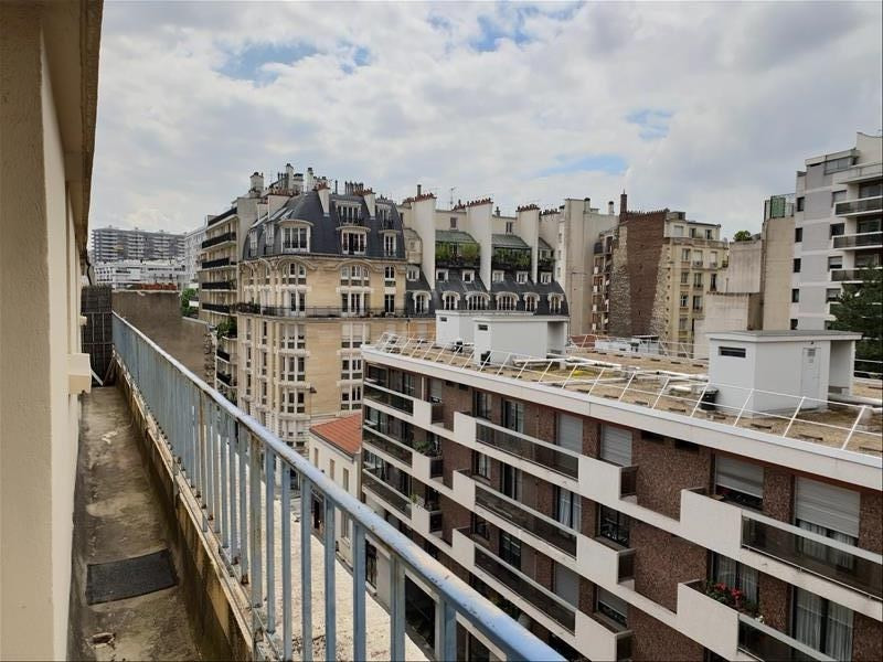 Sale apartment Paris 15ème 377000€ - Picture 1