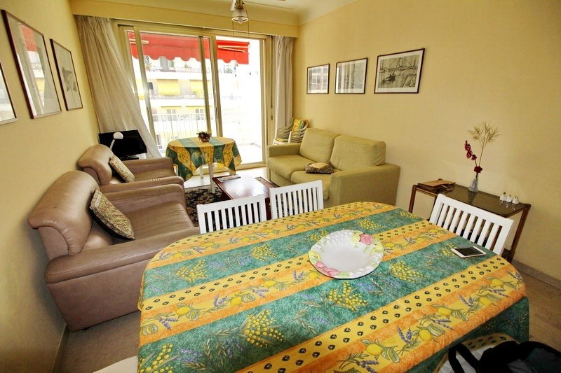 Rental apartment Nice 900€ CC - Picture 2