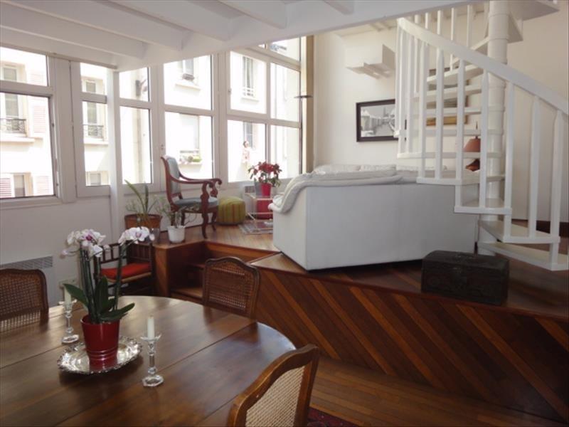 Deluxe sale loft/workshop/open plan Paris 19ème 1070000€ - Picture 10