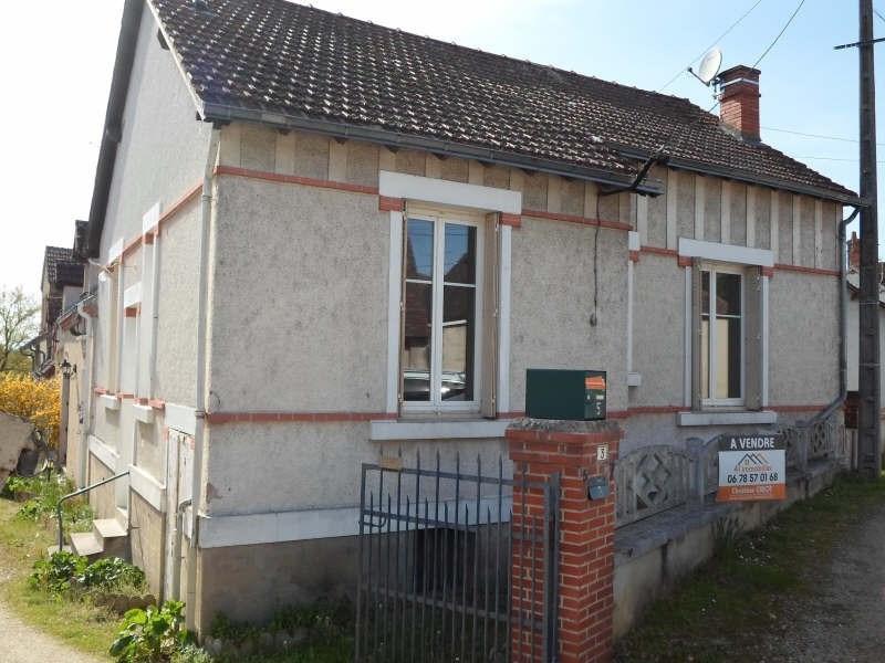 Sale house / villa Chatres sur cher 45000€ - Picture 1
