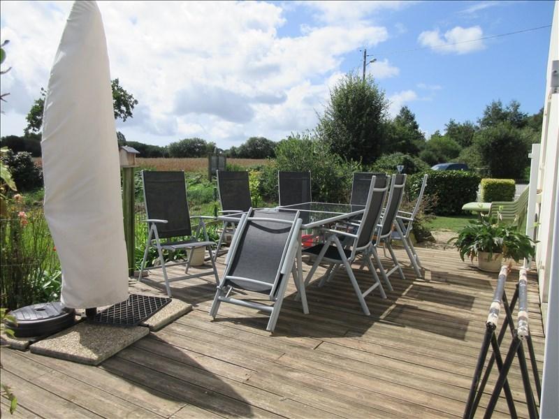 Sale house / villa Poullan sur mer 162130€ - Picture 8