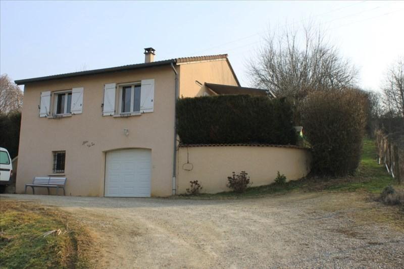 Sale house / villa Villette de vienne 280000€ - Picture 1
