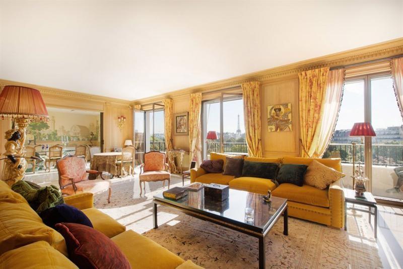 Verkoop van prestige  appartement Paris 16ème 4500000€ - Foto 2