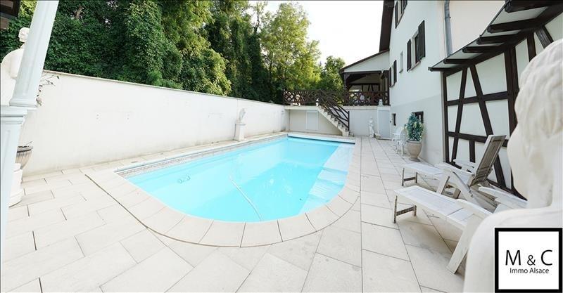 Deluxe sale house / villa Lauterbourg 494400€ - Picture 2