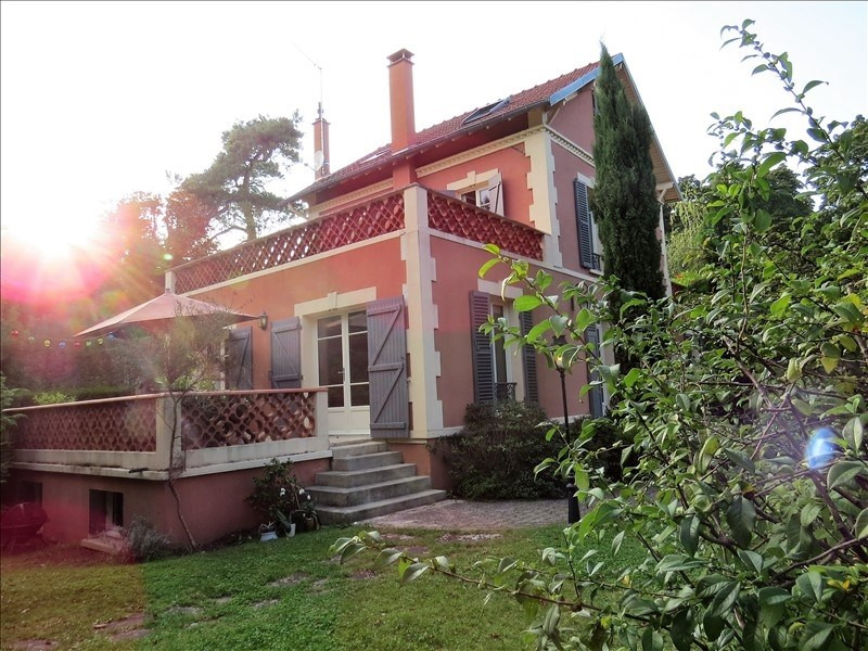 Rental house / villa Maisons-laffitte 5 245€ CC - Picture 1