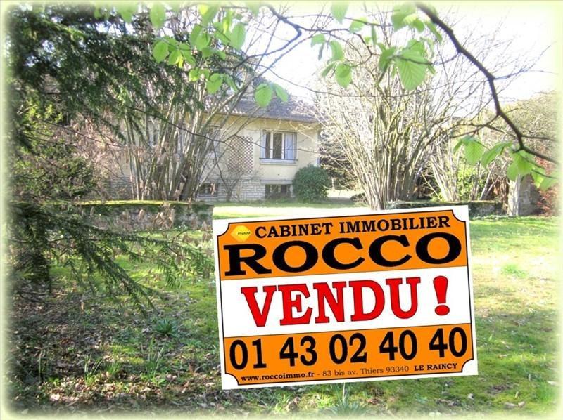 Vente maison / villa Villemomble 805000€ - Photo 7