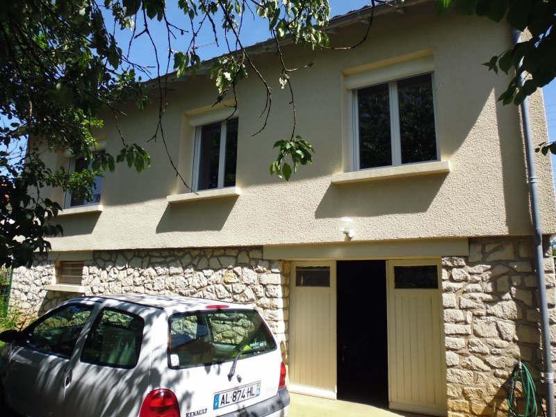 Vente maison / villa Poitiers 158000€ -  6