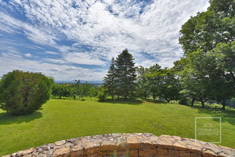 Vente de prestige maison / villa Saint didier au mont d'or 850000€ - Photo 11