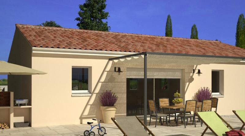 Maison  3 pièces + Terrain 727 m² Roullet-Saint-Estèphe par MAISONS OPEN CHARENTES
