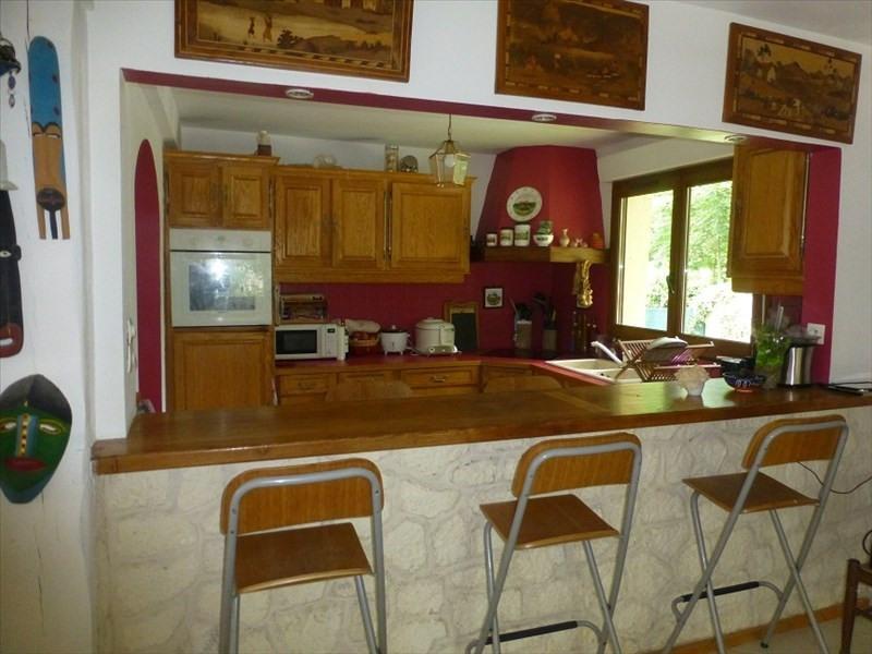 Vente maison / villa Gressy 412000€ - Photo 3