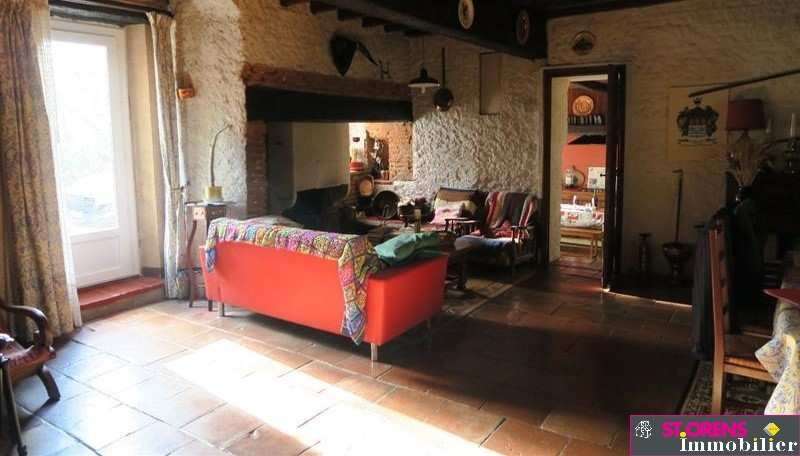 Vente maison / villa Lacroix falgarde 399000€ - Photo 2