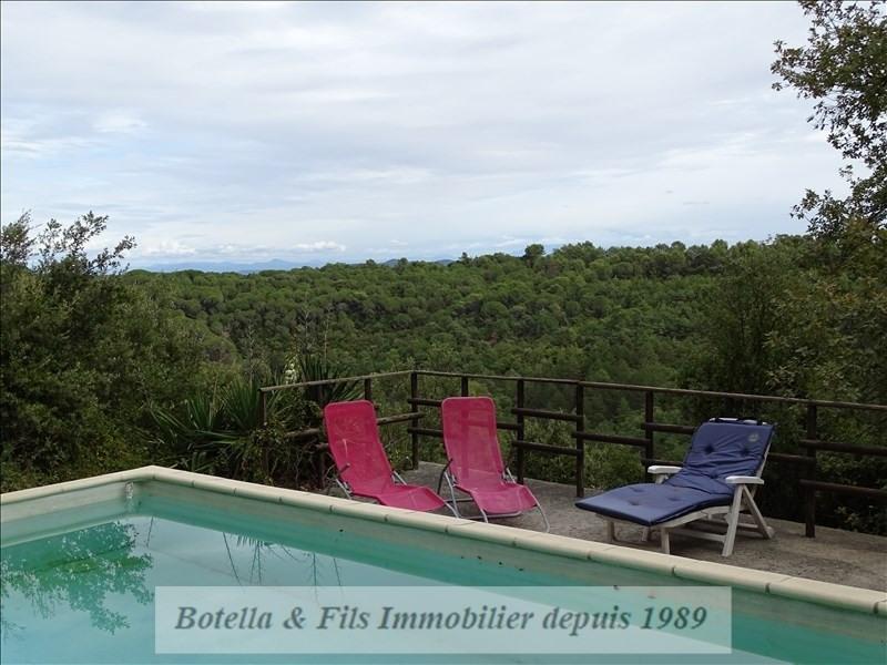 Immobile residenziali di prestigio casa Uzes 616000€ - Fotografia 2