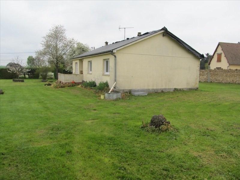 Vente maison / villa Conches en ouche 91000€ - Photo 2