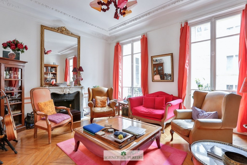 Deluxe sale apartment Paris 9ème 1 495 000€ - Picture 1