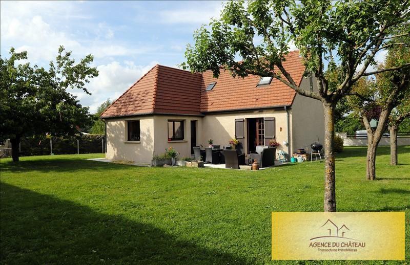 Vente maison / villa Perdreauville 293000€ - Photo 1