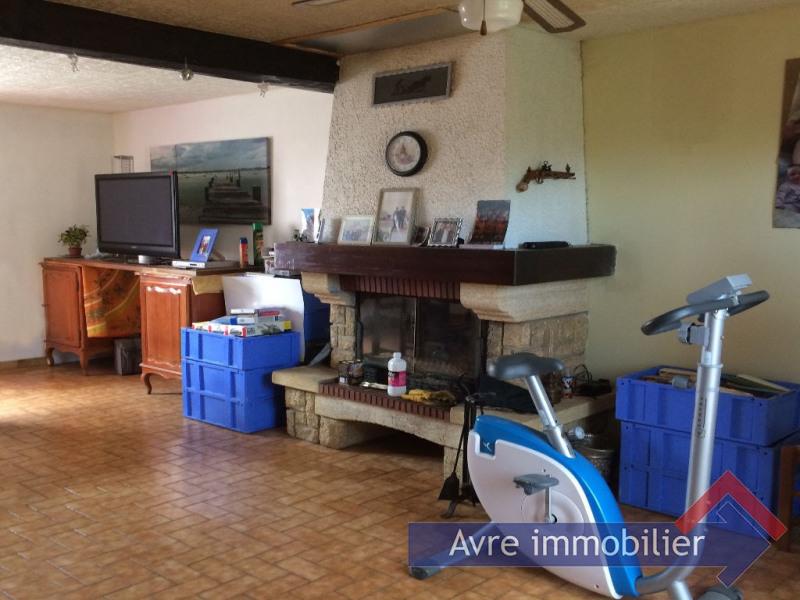 Vente maison / villa Verneuil d avre et d iton 97000€ - Photo 2