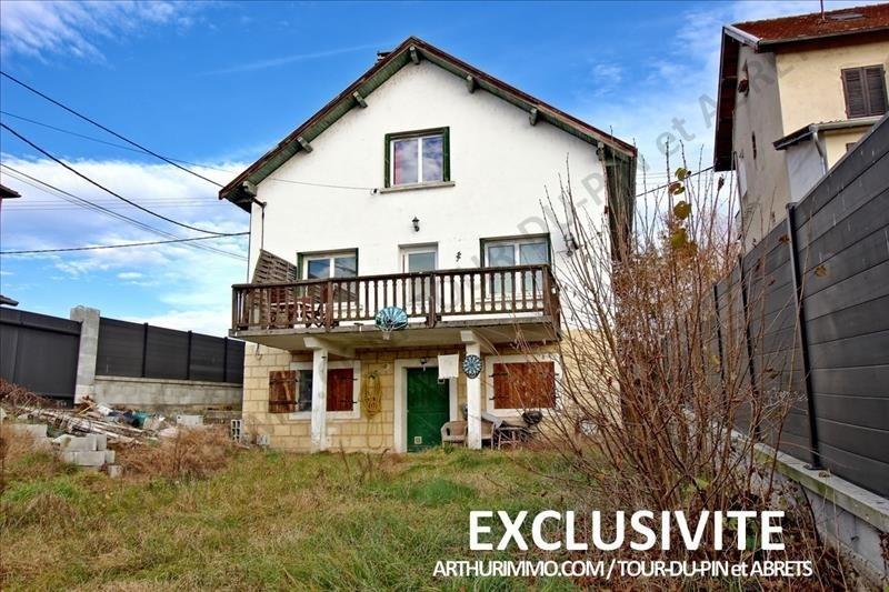 Sale house / villa Aoste 139000€ - Picture 10